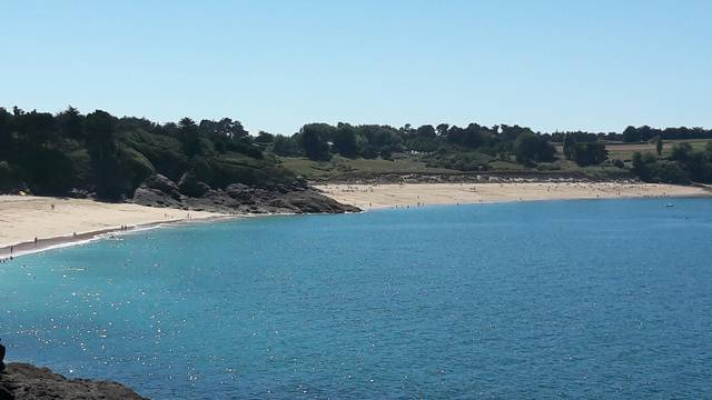 Le spiagge di Saint-Coulomb